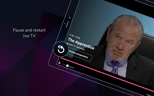 BBC iPlayer Screenshot