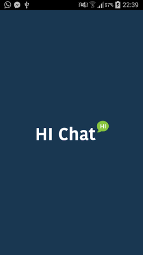 Hi Chat - Chat With Friends