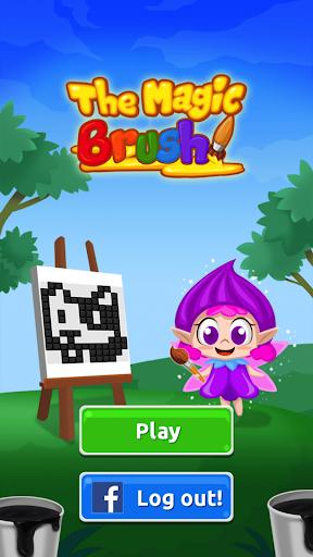 The Magic Brush - Picture Cross & Nonogram Puzzle screenshots 9