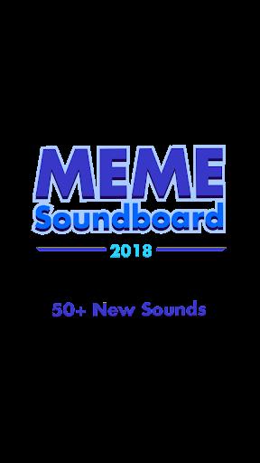 Meme Soundboard 2019 3.2.18 screenshots 1