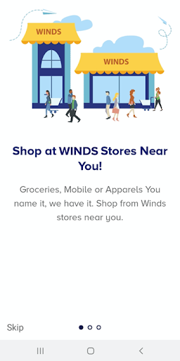 WINDS: Rewards, Shopping, Bills, Recharges, Offers ss1