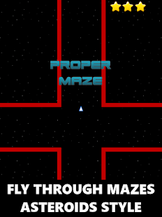 Aster Maze 2D Free- screenshot thumbnail