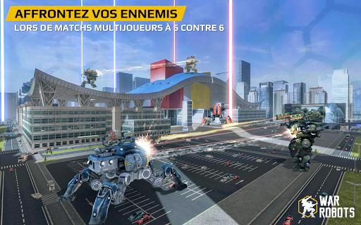 War Robots  captures d'u00e9cran 4