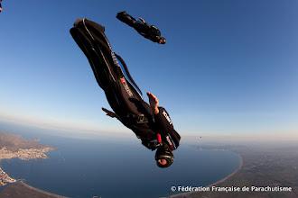 Photo: VR4 France, Séparation fin de saut, sept. 2011, Photo Bruno Brokken