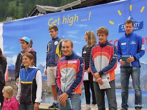 Photo: Stage 3 podium