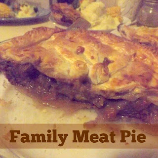 Family Meat Pie