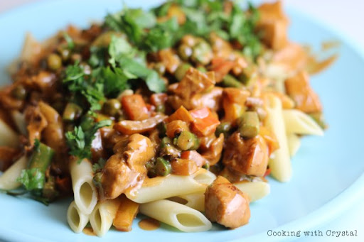 Cheesecake Factorys Spicy Chicken Chipotle Pasta