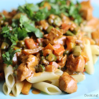 Cheesecake Factory's Spicy Chicken Chipotle Pasta