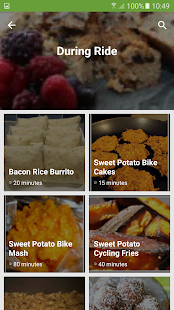 Bike Recipes- screenshot thumbnail