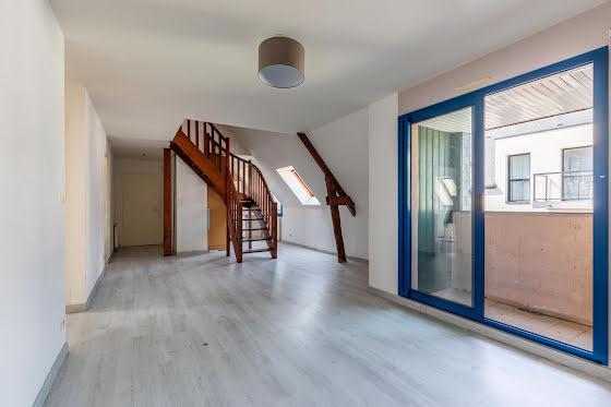 Vente appartement 4 pièces 93,13 m2