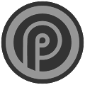 flaches Pixel dunkel - Icon Pack APK