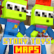 Story about Toys Maps