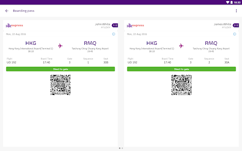 HK Express- screenshot thumbnail