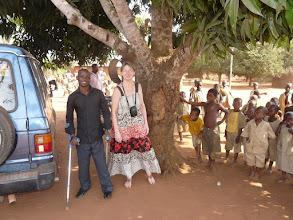 Photo: ici à l'école de Gildas où Victorin a usé ses culottes de gamin