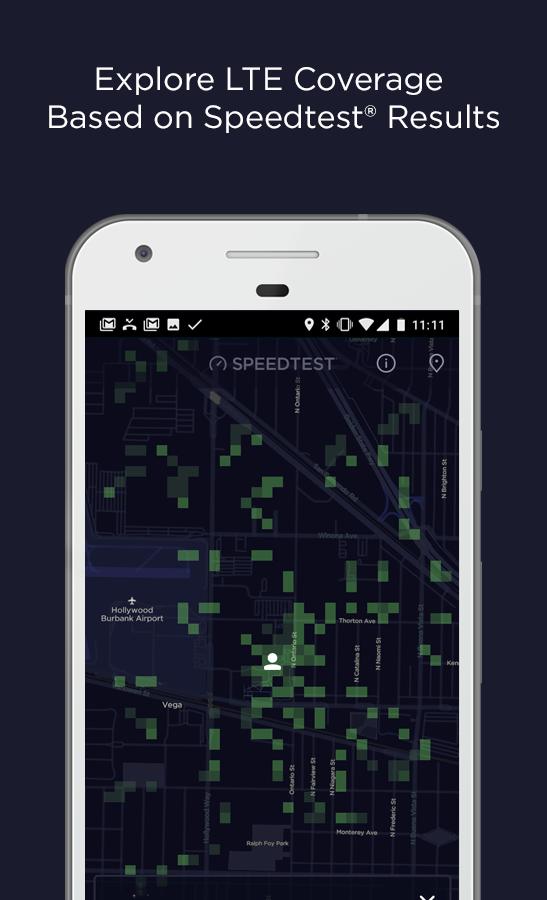 Speedtest by Ookla Screenshot 1