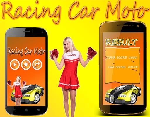 Racing Moto Car