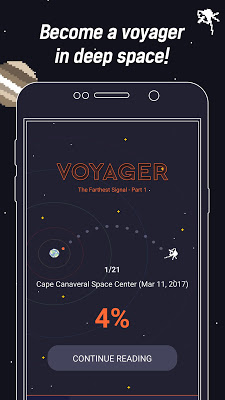 Voyager: The Farthest Signal- screenshot
