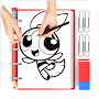 😍 How To Draw - Power Girls APK icon