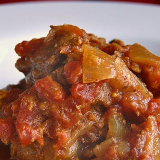 Spicy Beef Curry Stew for the Slow Cooker
