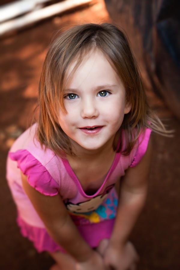 Looking by Anco Pretorius - Babies & Children Child Portraits