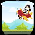 Fly Combo The Panda icon
