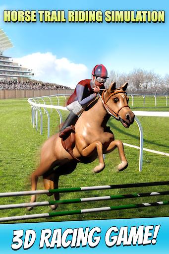 Horse Trail Riding Simulation