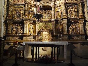 Photo: Catedral de Palencia. Capilla del Sagrario