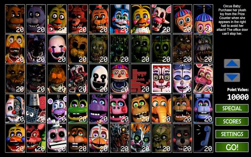 Ultimate Custom Night  screenshots 20