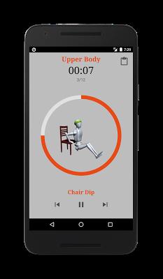 7 Minute Workout  - screenshot