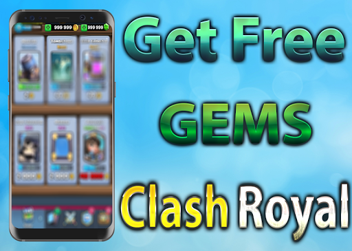 Gems Of Chest Clash Of Royal Prank for PC