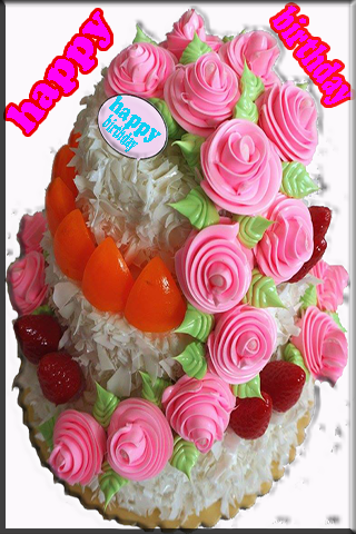 Birthday Cakes Greeting Cards Screenshot 20