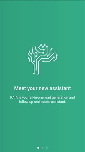 RAIA screenshot 1