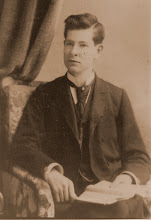 Photo: John Henry Thomas, son of James Holman & Sarah Newman Thomas