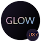 [UX7] Glow Theme for LG G7 V35 Pie Download for PC Windows 10/8/7