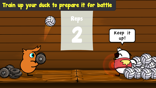 Duck Life: Battle Lite  captures d'écran 2