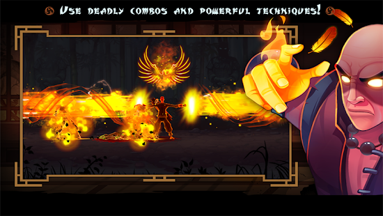 Fatal Fight - Fighting Games Screenshot