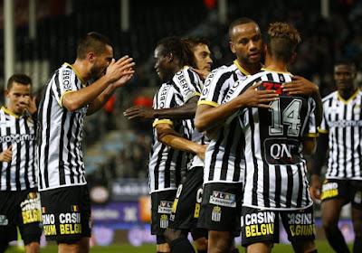 Charleroi tient son rang et se qualifie tranquillement pour les huitièmes de finale
