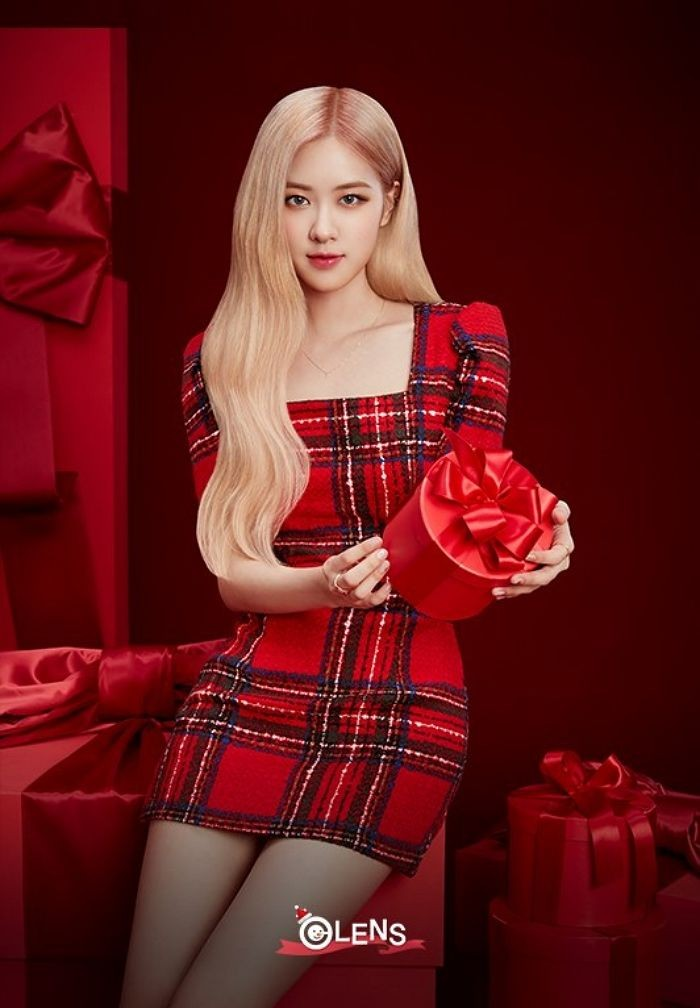 rose plaid 32