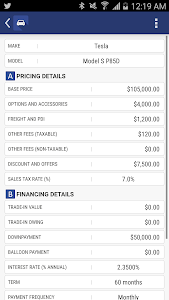 HPB Auto Finance App screenshot 2