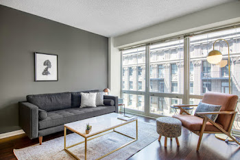 W. Washington Street #2503 Serviced Apartment, The Loop