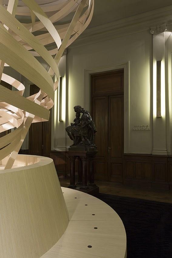Casa FOA 2015: Foyer para Masisa - Julio Oropel & José Luis Zacarías Otiñano