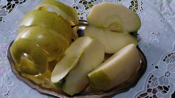 scomposto di mela