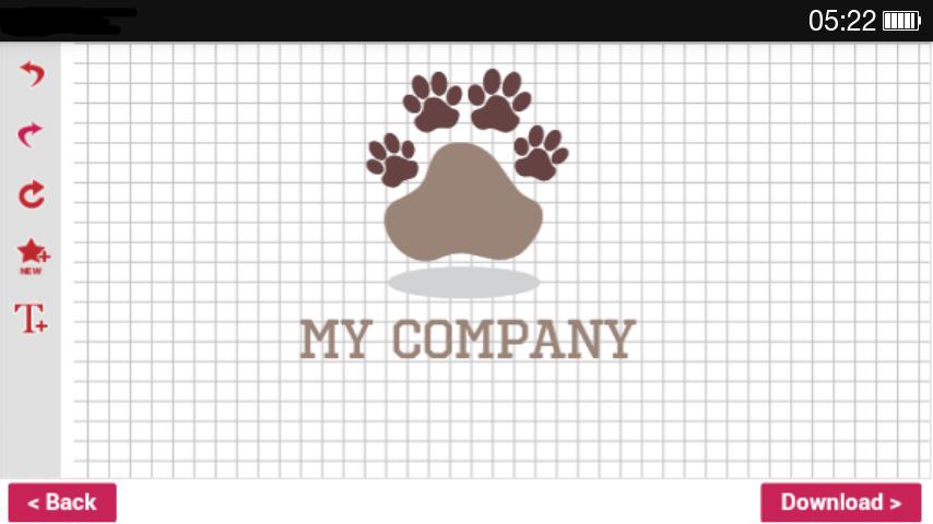 Logo Maker by DesignMantic screenshot 2