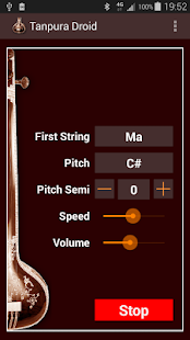 Tanpura Droid- screenshot thumbnail