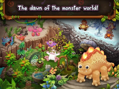 My Singing Monsters DawnOfFire- screenshot thumbnail