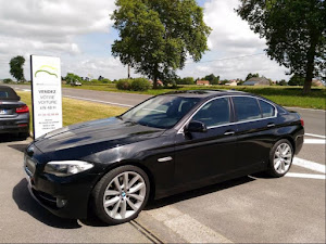 Bmw SERIE 5 ACTIVE HYBRID 3.0 340 EXCLUSIVE 306CV - rdvCar.fr