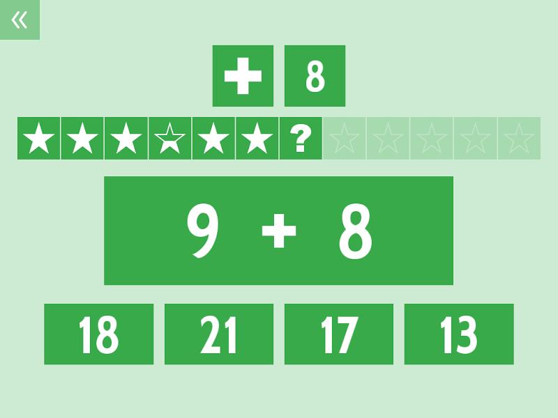 Скриншот Just Math:Математика для детей