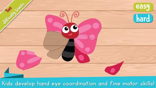 Animals Puzzle for Kids: Preschool 1.3 screenshots 1