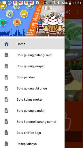 Resep Bolu Screenshots 3