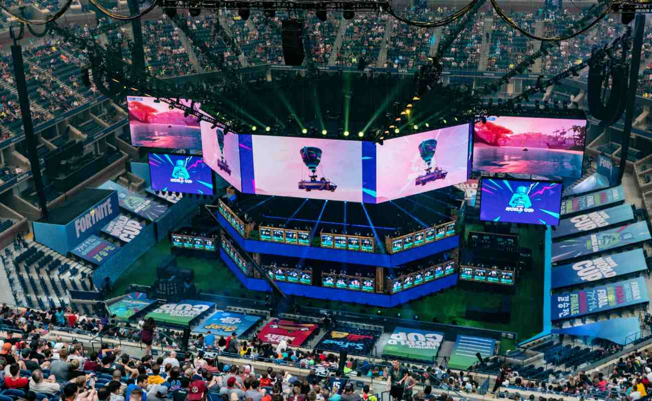 Fortnite World Cup Finals Round Two
